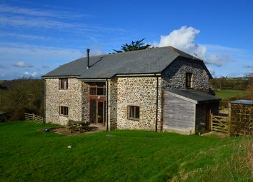 Thumbnail 9 bed barn conversion for sale in Beaford, Nr Torrington