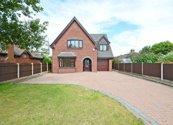 Thumbnail 4 bed detached house for sale in Common Lane, Rough Close