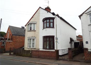Thumbnail 2 bedroom semi-detached house for sale in Knighton Lane, Leicester, Leicestershire
