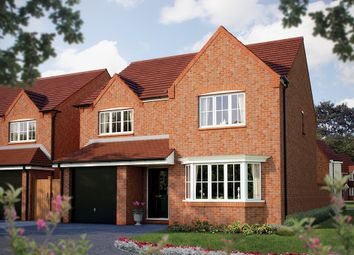 "Thumbnail 4 bed detached house for sale in ""The Winsford"" at Fairview Park, Station Road, Chorley, Nantwich"