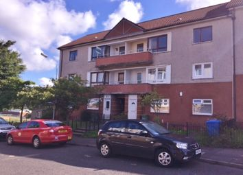 Thumbnail 2 bed flat for sale in Sandaig Avenue, Glasgow