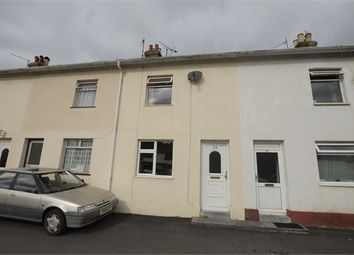 Thumbnail 2 bed terraced house to rent in Bradley Lane, Newton Abbot, Devon.