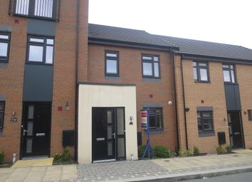 Thumbnail 2 bed town house for sale in Norville Drive, Hanley, Stoke-On-Trent