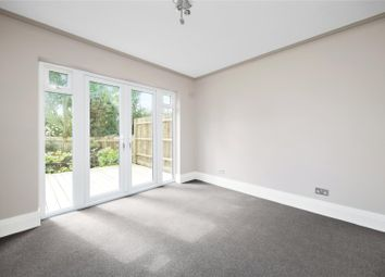 Thumbnail 2 bed maisonette for sale in Castle View Road, Weybridge, Surrey
