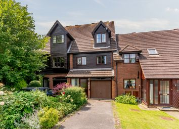 Thumbnail 3 bed terraced house to rent in Waterside Close, Godalming
