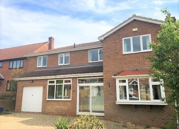 Thumbnail 4 bed detached house for sale in East Cowton, Northallerton