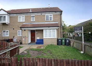 2 bed terraced house for sale in Coyney Green, Luton, Bedfordshire LU3