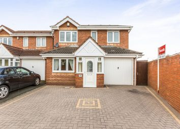 Thumbnail 3 bed detached house for sale in Clay Lane, Oldbury