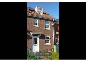 Thumbnail 3 bed terraced house to rent in Bullfinch Drive, Harleston