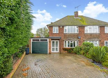 Thumbnail 4 bed semi-detached house for sale in Pullfields, Chesham