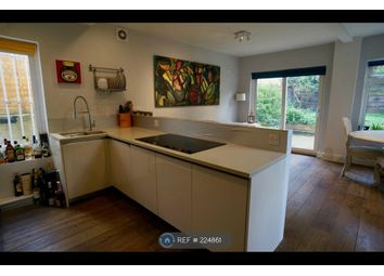 Thumbnail 3 bed flat to rent in Burghley Rd, London