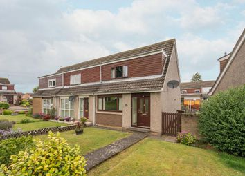 Thumbnail 2 bedroom end terrace house for sale in 58 Whitehill Gardens, Musselburgh