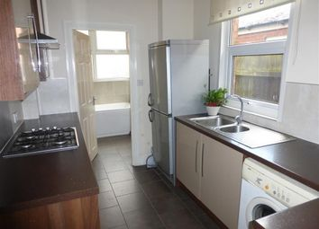Thumbnail 4 bed terraced house to rent in Davey Road, Handsworth, Birmingham