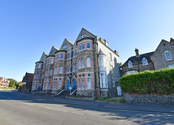 Thumbnail 2 bedroom flat for sale in Overstrand Road, Cromer