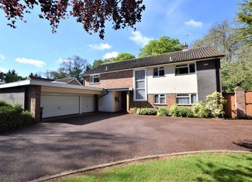 Thumbnail 6 bed detached house for sale in Blythewood Close, Knowle, Solihull, West Midlands
