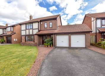 Thumbnail 4 bed detached house for sale in Berkeley Close, Killingworth, Newcastle Upon Tyne, Tyne And Wear
