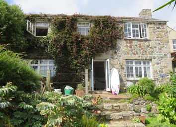 Thumbnail 5 bed end terrace house for sale in Lower Green Street, Newlyn, Penzance