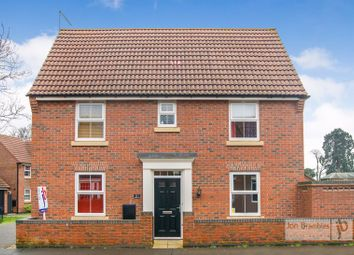 Thumbnail 3 bed detached house for sale in Marron Court, Newark