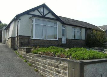 Thumbnail 2 bed bungalow to rent in Dryclough Road, Huddersfield