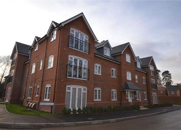 Thumbnail 2 bed flat for sale in Brooms Court, Dove Close, Crowthorne
