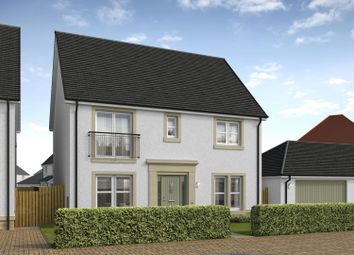 Thumbnail 4 bed detached house for sale in Meadowside, Kirk Road, Aberlady