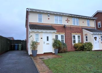 Thumbnail 3 bedroom semi-detached house for sale in Helston Close, Stafford