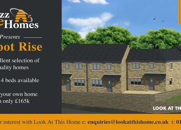 Thumbnail 2 bed town house for sale in Talbot Rise, Keighley Road, Halifax