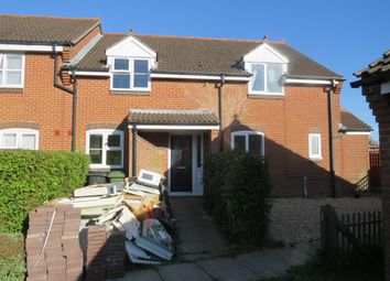 Thumbnail 2 bed terraced house for sale in South Street, Great Dunham, King's Lynn