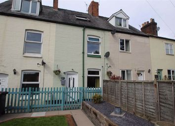 Thumbnail 2 bed terraced house for sale in Park Terrace, Whittington Road, Oswestry