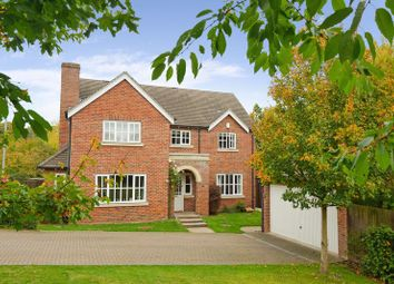 Thumbnail 4 bedroom detached house for sale in Ashtree Park, Horsehay, Telford
