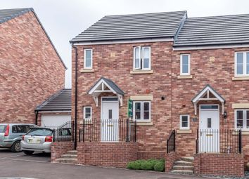 Thumbnail 2 bed semi-detached house to rent in Meadow Rise, Lydney