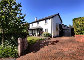 4 bed detached house for sale in Peppercorn, Sway, Lymington SO41