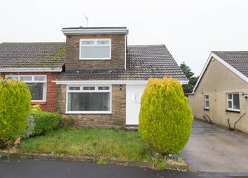 Thumbnail 4 bed semi-detached house for sale in Wharnley Way, Consett