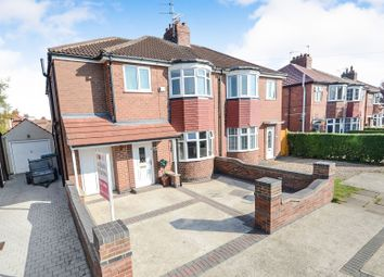 Thumbnail 3 bed semi-detached house for sale in Rydal Avenue, York