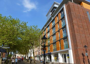 Thumbnail 2 bedroom flat to rent in Orchard Plaza, High Street, Poole
