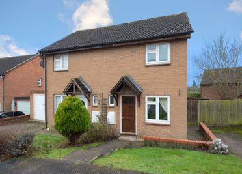 Thumbnail 2 bed semi-detached house for sale in Rutherford Close, Billericay