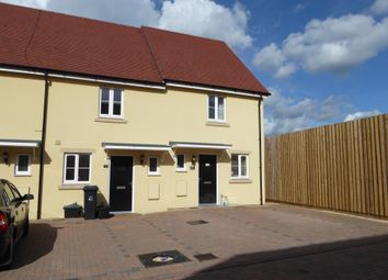 Thumbnail 2 bedroom terraced house to rent in Garston Mead, Frome