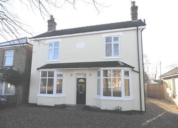 Thumbnail 2 bed detached house to rent in Wisbech Road, March