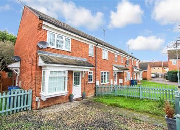 Thumbnail 1 bed terraced house for sale in Ashton Gardens, Huntingdon, Cambridgeshire
