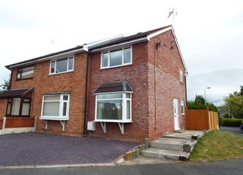 Thumbnail 3 bed semi-detached house for sale in Mayflower Drive, Marford, Wrexham, Wrecsam