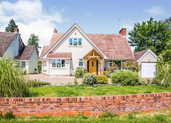 Thumbnail 3 bed detached house for sale in Drury Lane, Ridgewell, Halstead