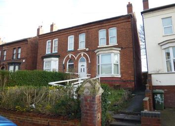 Thumbnail 4 bed semi-detached house for sale in Rowley Street, Walsall, West Midlands