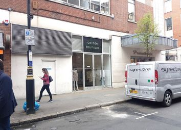 Thumbnail Retail premises to let in Eastcastle Street, London