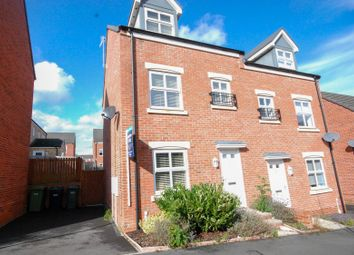 Thumbnail 3 bed semi-detached house for sale in Woodward Avenue, Gateshead