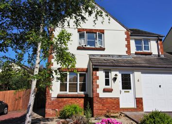 Thumbnail 4 bed detached house for sale in St. Kitts Close, Torquay