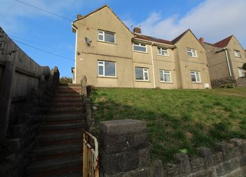 Thumbnail 2 bed semi-detached house for sale in Llewellyn Road, Penllergaer, Swansea