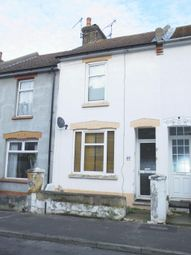 Thumbnail 2 bed terraced house for sale in Victoria Road, Chatham