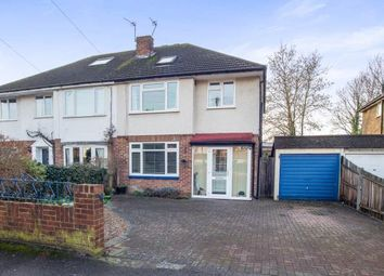 Thumbnail 4 bed semi-detached house for sale in Thames Ditton, Surrey