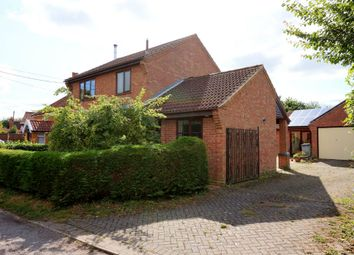 Thumbnail 4 bed detached house for sale in Case Lane, Bentley, Ipswich, Suffolk
