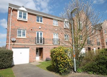Thumbnail 4 bedroom end terrace house for sale in Smiths Court, Southbridge, Northampton